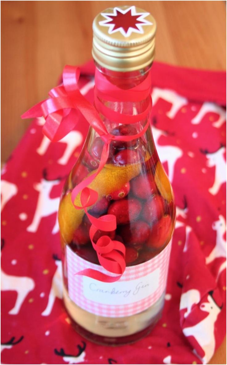Cranberry-Gin