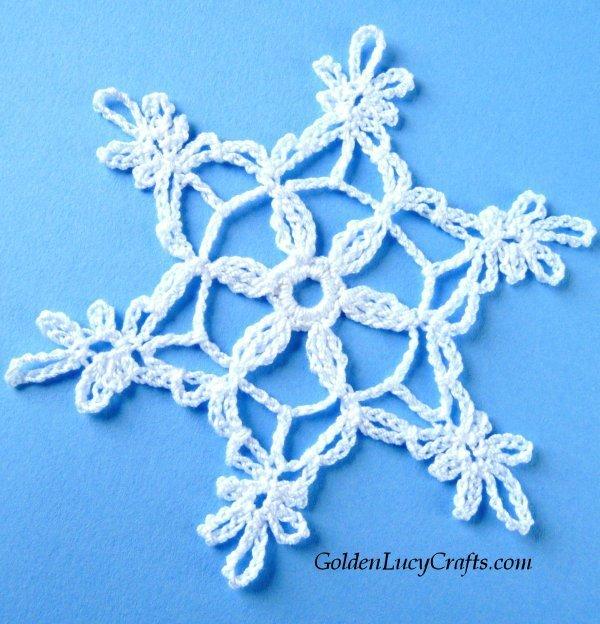Crochet-snowflake-free-pattern