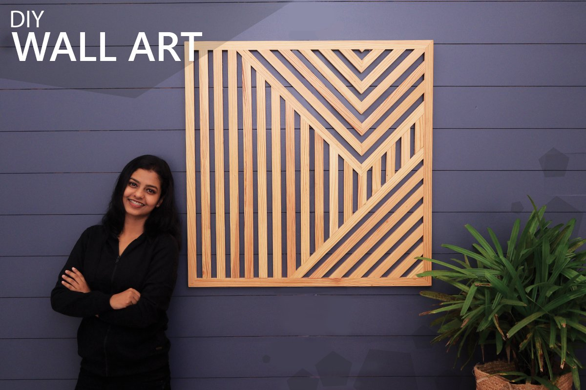 DIY-Geometric-Wall-Art-