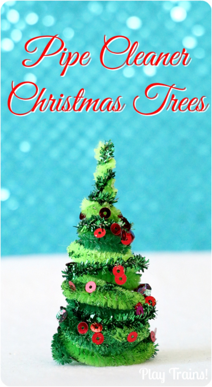 DIY-Pipe-Cleaner-Trees-Christmas-Craft