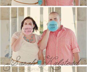 Top 10 Clever Pregnancy Announcement Photograph Ideas