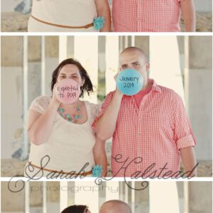 Top 10 Clever Pregnancy Announcement Photograph Ideas | Top Inspired