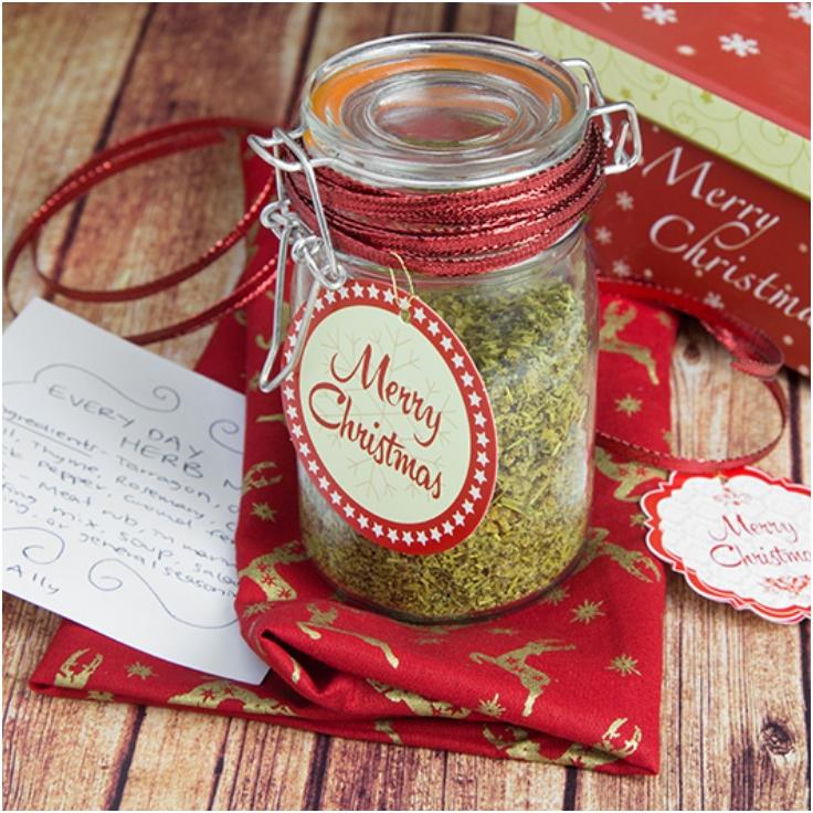 Top 10 DIY Edible Christmas Gifts In A Jar