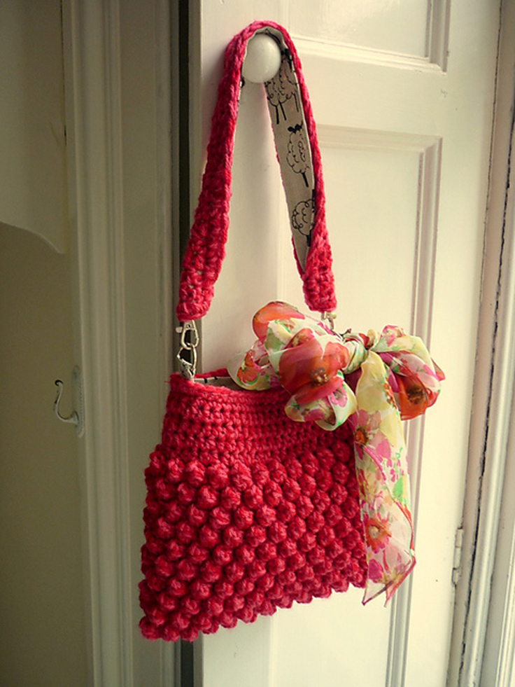 Top 10 Gorgeous Crochet Patterns for Handbags