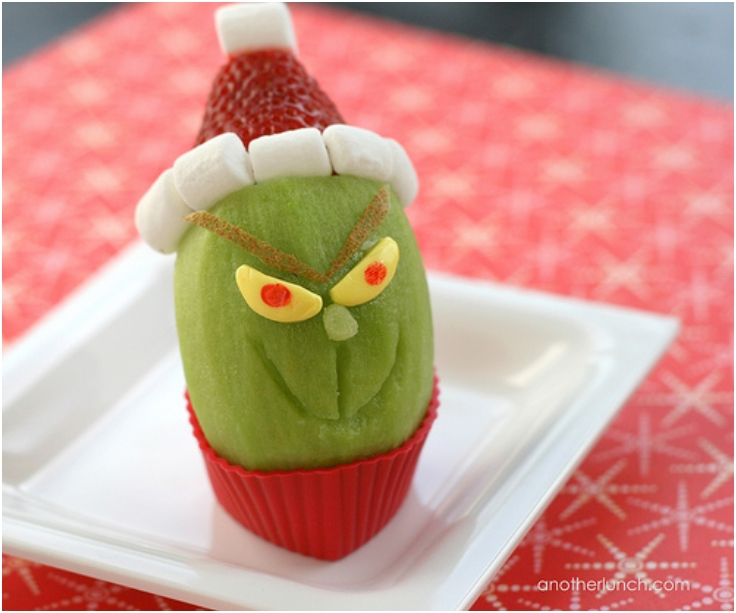 Top 10 Christmas Themed Snacks For Kids - Top Inspired