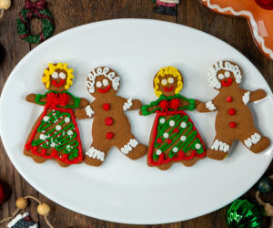 Top 10 Cute Gingerbread Treats for Christmas