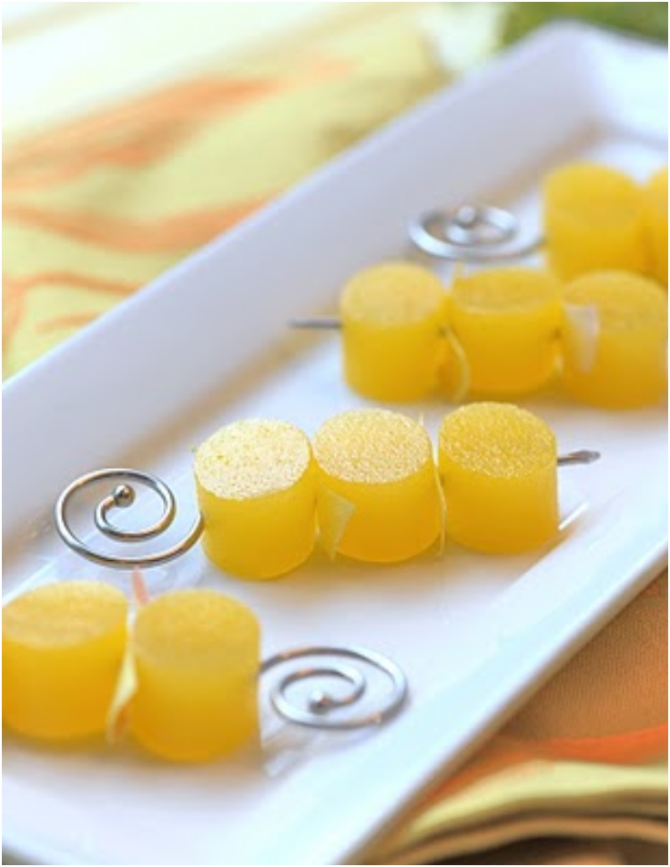 Top 10 Deceivingly Delicious Champagne Jelly Shots
