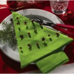 Top 10 Christmas Napkin Folding Tutorials | Top Inspired