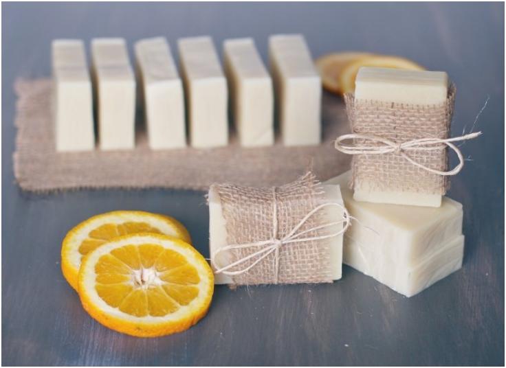 Orange-And-Tea-Tree-Soap