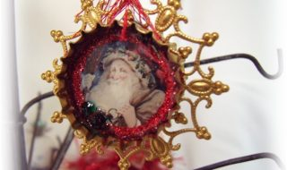 Top 10 Upcycled Bottle Cap DIY Christmas Ornaments | Top Inspired
