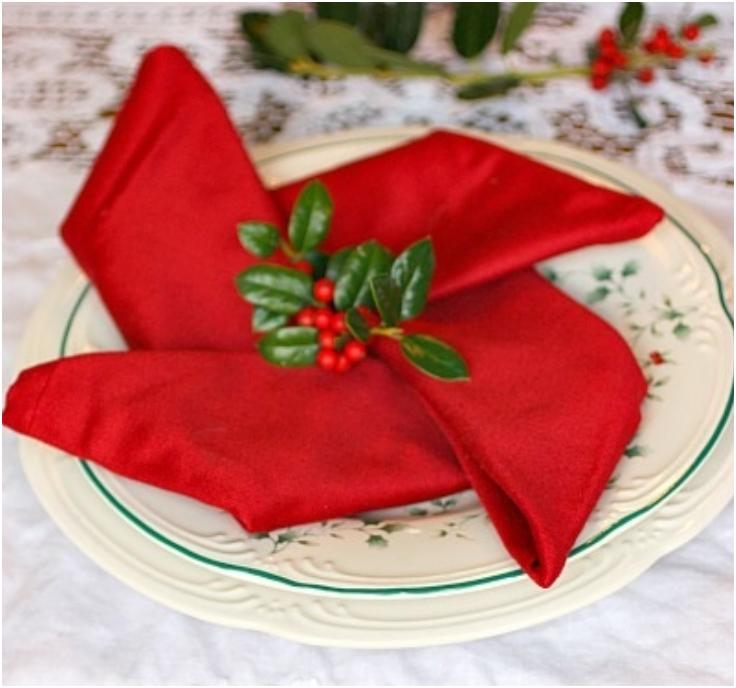 Pinwheel-Napkin-Fold