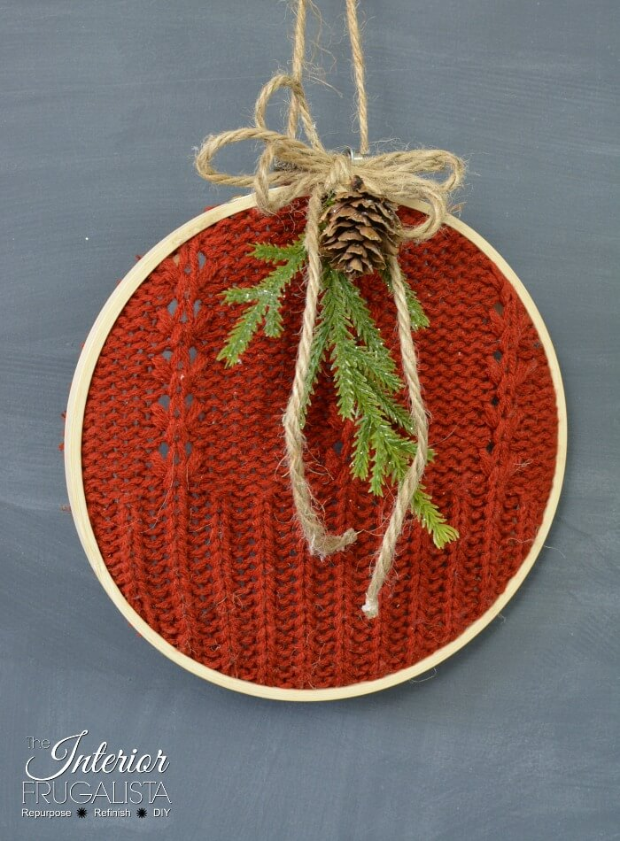 Recycled-Red-Sweater-Ornament-700