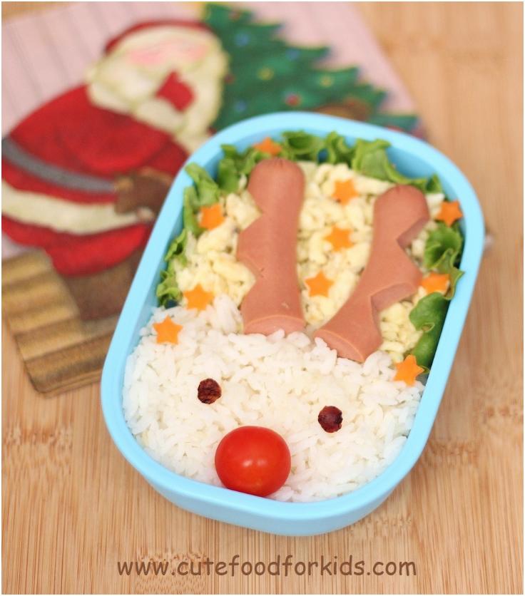 Rudolph-Lunch-Box
