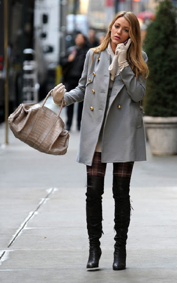 Top 10 Beautiful Winter Style Ideas Top Inspired