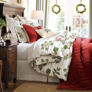 Top 10 Ideas to add a Touch of Christmas in the Bedroom   Top Inspired