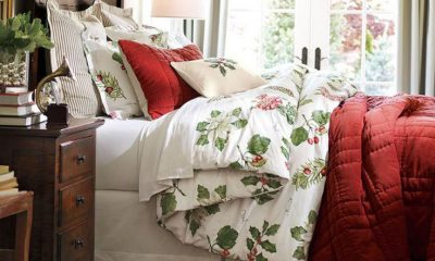 Top 10 Ideas to add a Touch of Christmas in the Bedroom | Top Inspired