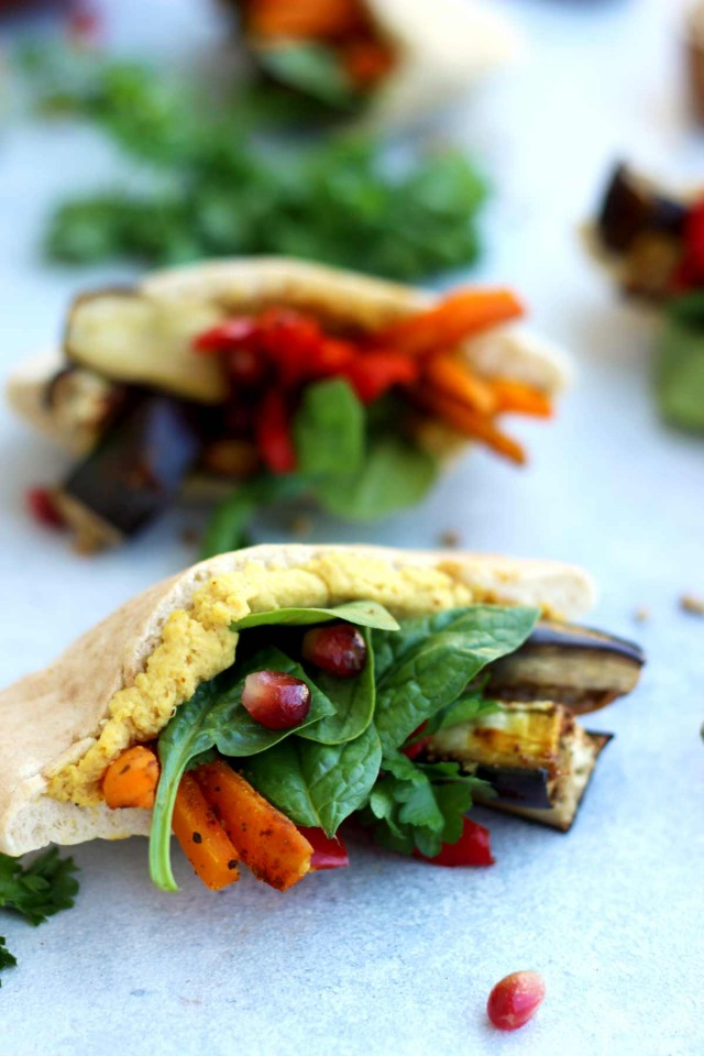 Vegan-Pita-Pockets-with-Roasted-Veggies-and-Hummus-on-the-Table-640x960-1
