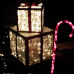 Top 10 Adorable DIY Decorations with Christmas Lights | Top Inspired