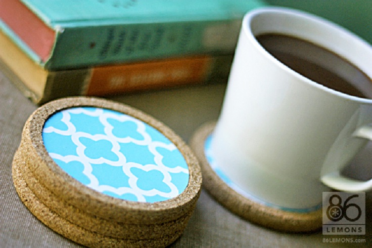 Top 10 Adorable DIY Coasters