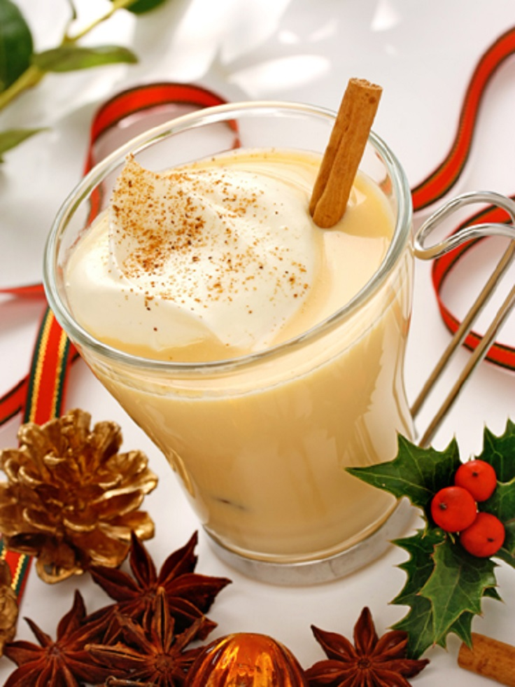 Eggnog Alcoholic Drinks