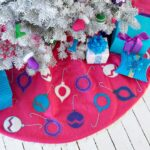 Top 10 Festive DIY Christmas Tree Skirts | Top Inspired