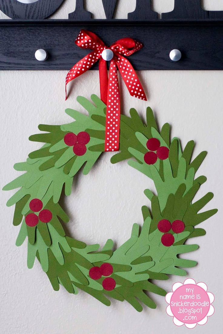 Top 10 Best Preschool Christmas Crafts - Top Inspired