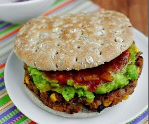 Top 10 Best Healthy Burgers