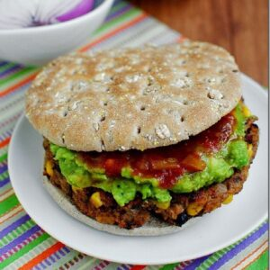Top 10 Best Healthy Burgers | Top Inspired