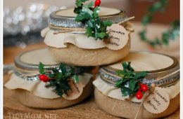 Top 10 Sweet Christmas Gifts in a Jar | Top Inspired