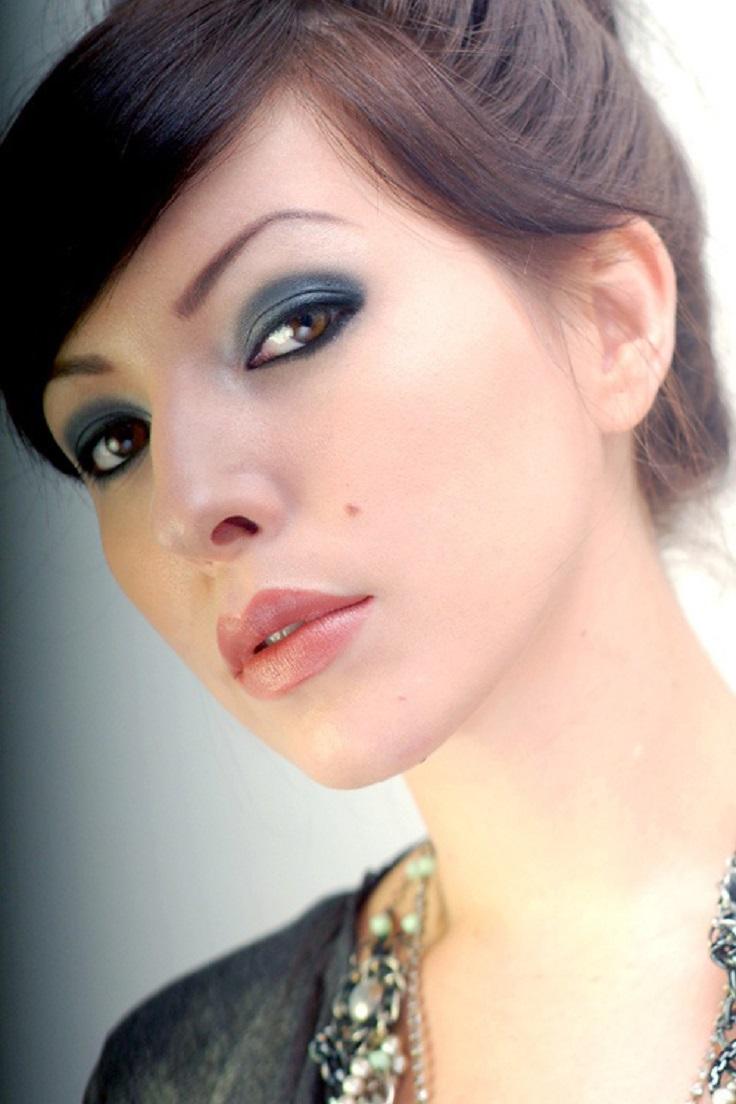 Smokey Eye Makeup Tutorial Step By Step: Top 10 Breathtaking Smokey Eyes Tutorials