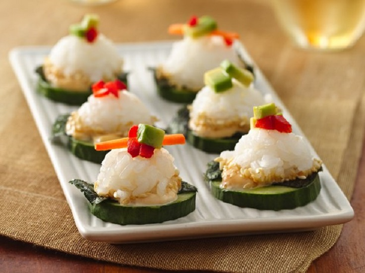 Best canapes for Canape party ideas