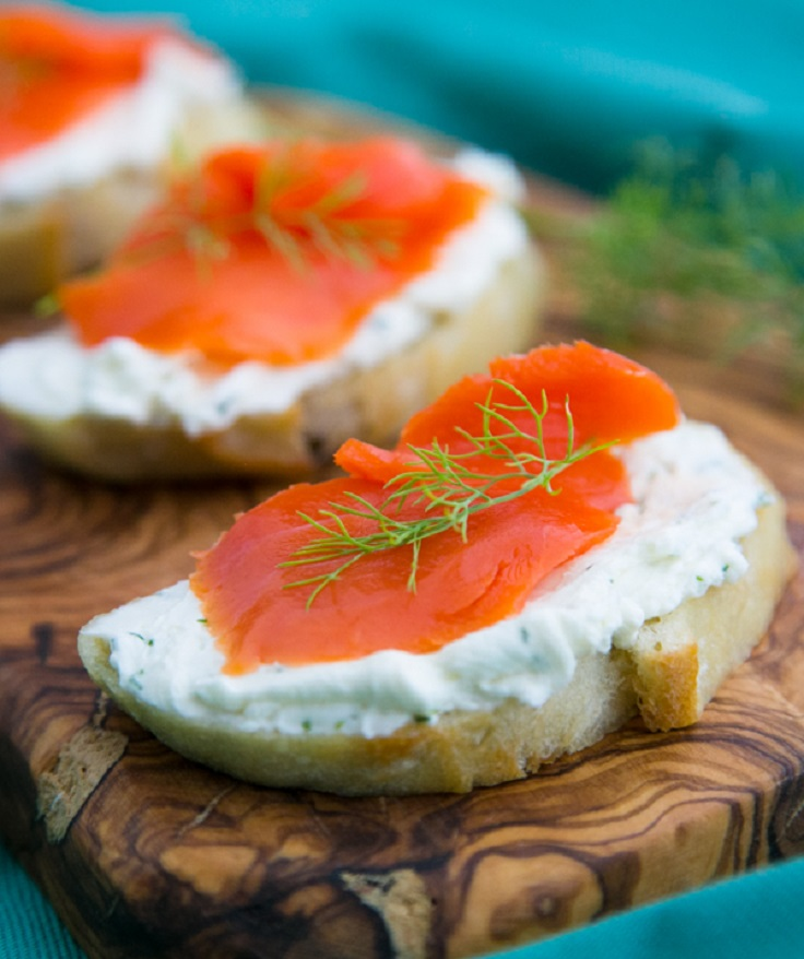 Top 10 canap recipes for a great party top inspired for Summer canape ideas