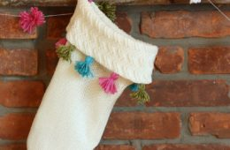 Top 10 Christmas DIY Ideas for Recycling Old Sweaters | Top Inspired