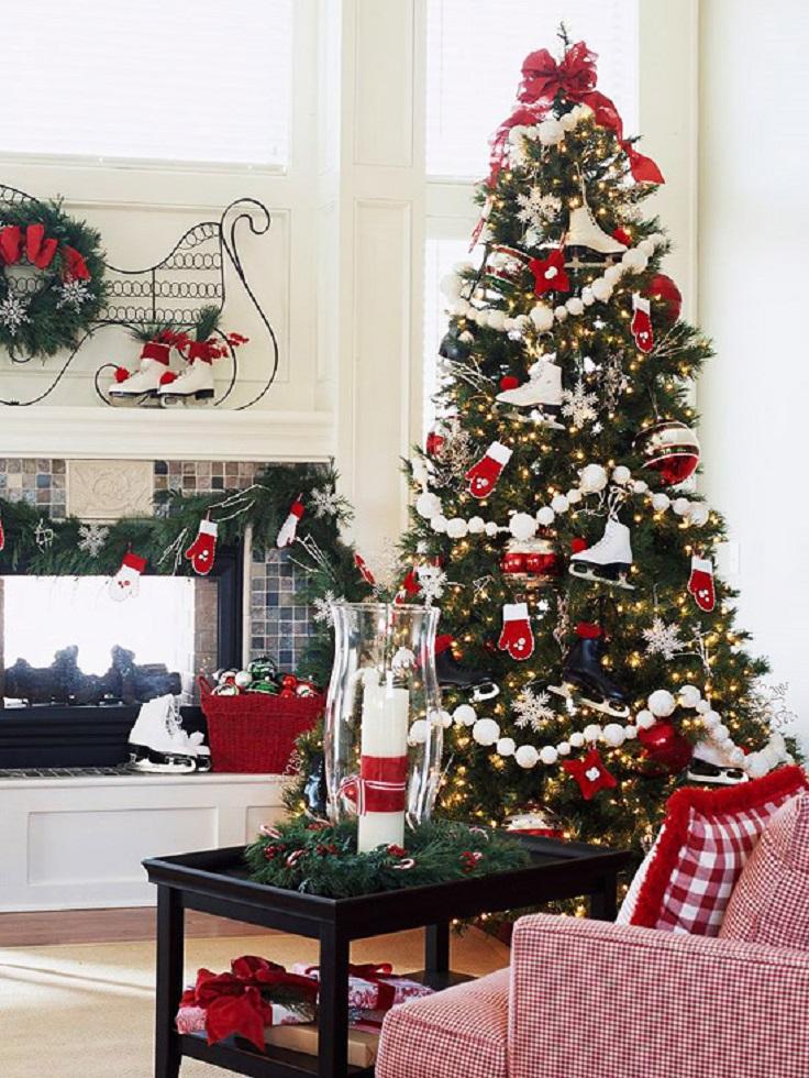 top 10 inventive christmas tree themes - 10 Christmas Tree