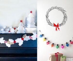 Top 10 Best DIY Christmas Garlands