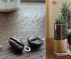Top 10 DIY Projects with Coffee Beans