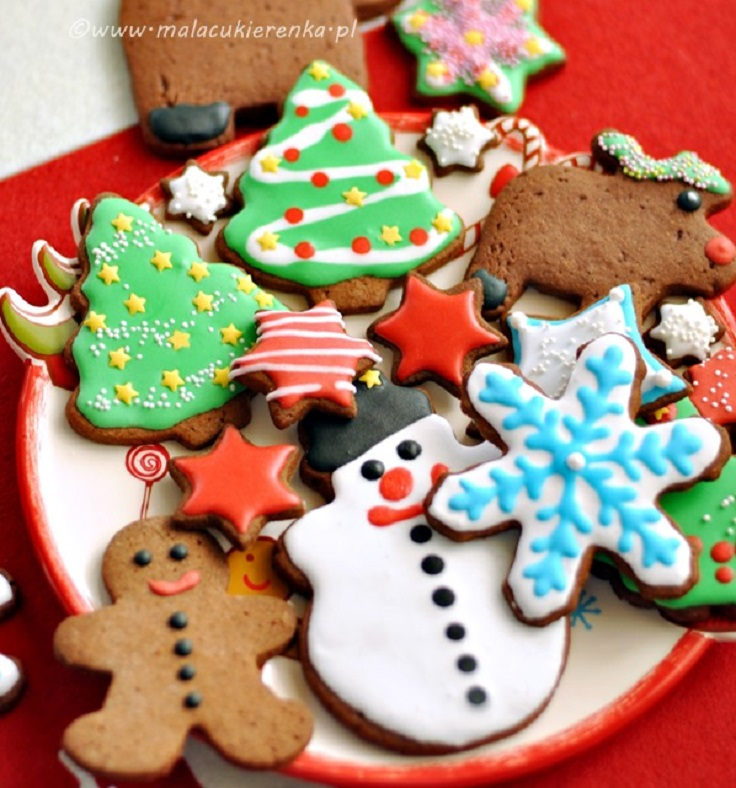 Top 10 Cute Gingerbread Treats For Christmas Top Inspired