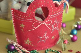 Top 10 DIY Christmas Gift Bags   Top Inspired