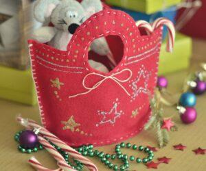 Top 10 DIY Christmas Gift Bags
