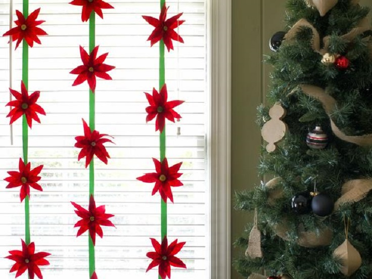 diy christmas window decoration_06 - Diy Christmas Window Decorations