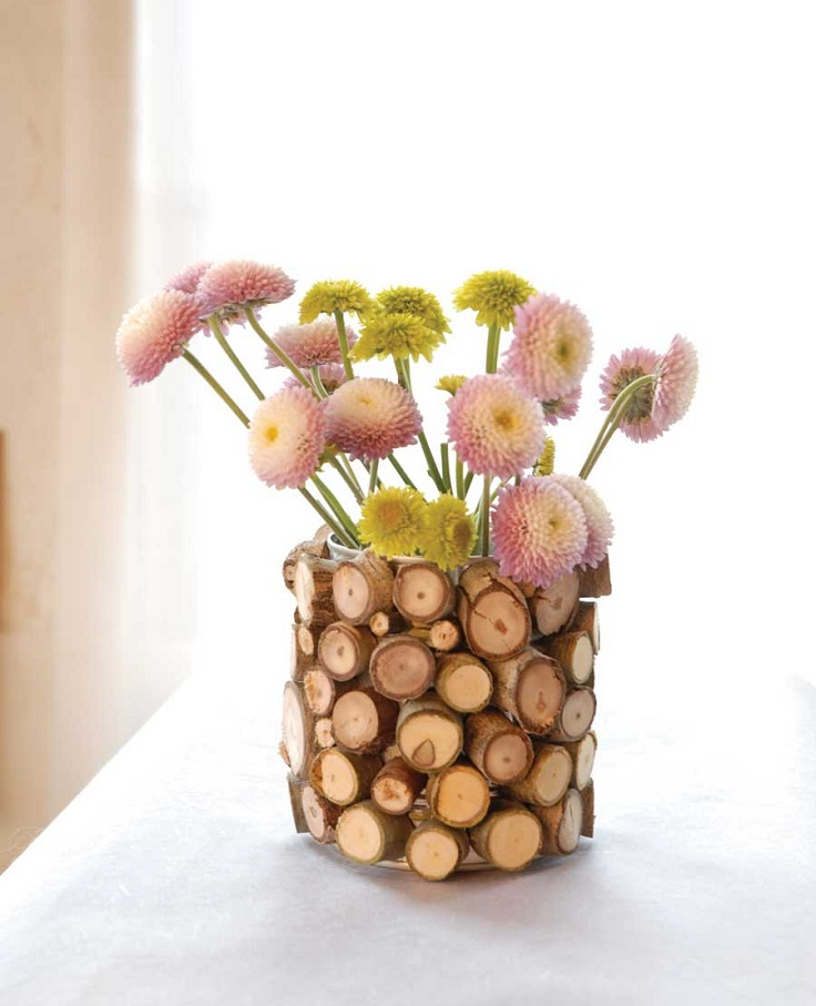 Top 10 diy vase decorations top inspired for Decoration vase