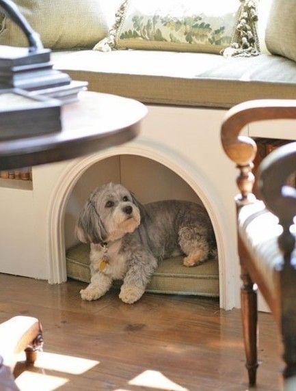 dog-house-under-the-sofa-