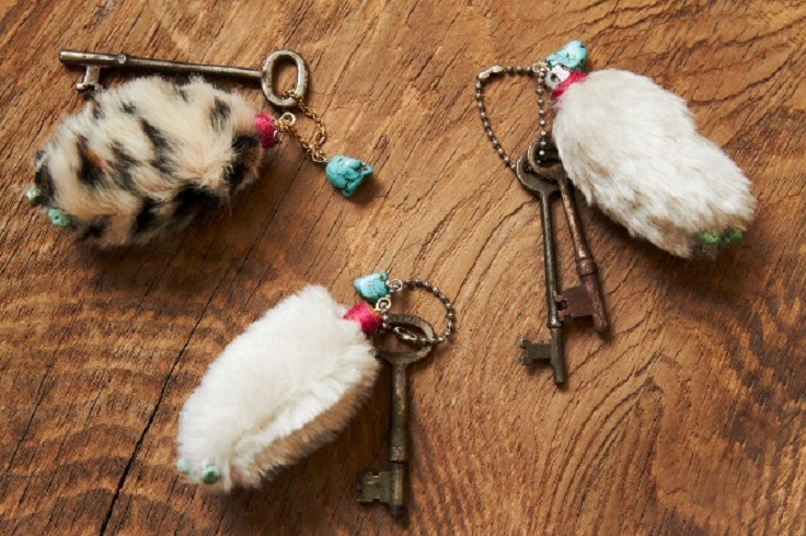 Top 10 Fabulous DIY Keychains