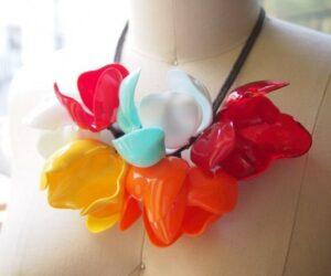 Top 10 DIY Upcycled Plastic Jewelry