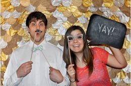Top 10 Fun DIY Photobooth Backdrops For A New Year's Eve Party | Top Inspired