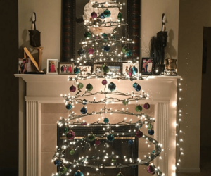 Top 10 Unusual DIY Christmas Tree Ideas