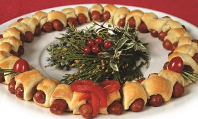 Top 10 Fun Christmas Appetizer Recipes | Top Inspired