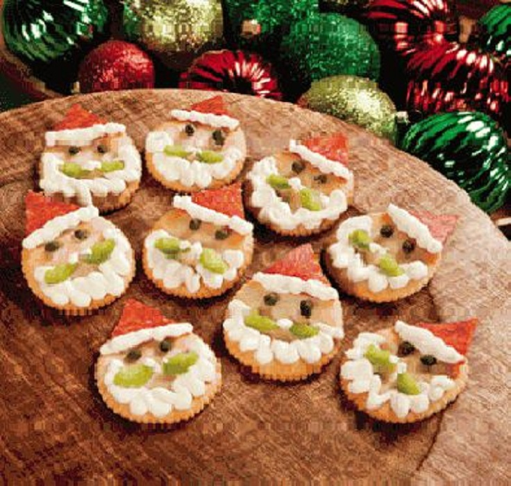 Awesome 10 Fun Christmas Appetizers Nicole Trumps Lafayette Real Estate Easy Diy Christmas Decorations Tissureus