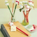 Top 10 Interesting Pencil Toppers You Can Make Yourself | Top Inspired