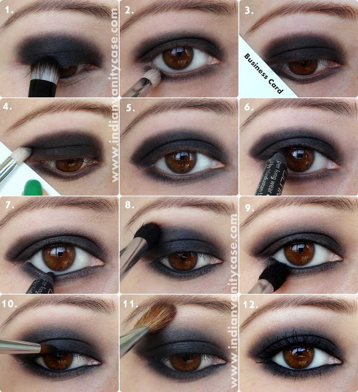 how to make eyeshadow stand out